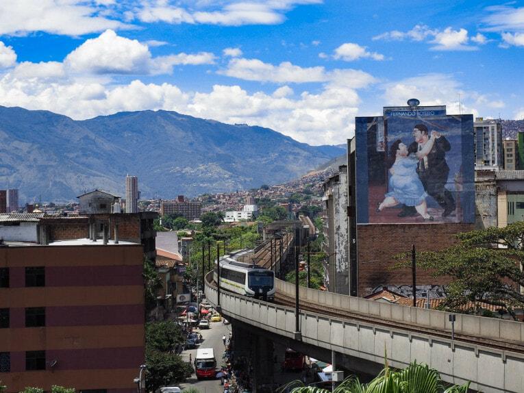 les incontournables à faire lors d'une visite de Medellin
