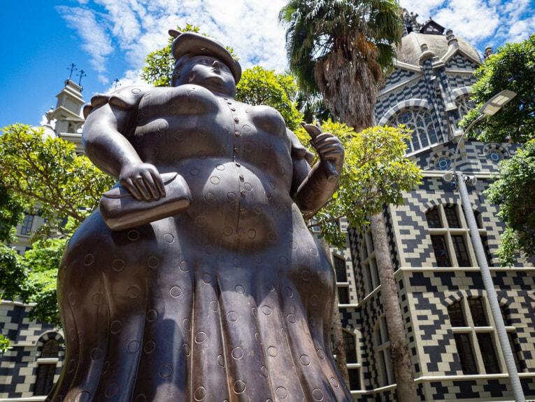 Visiter Medellin et la Plaza Botero