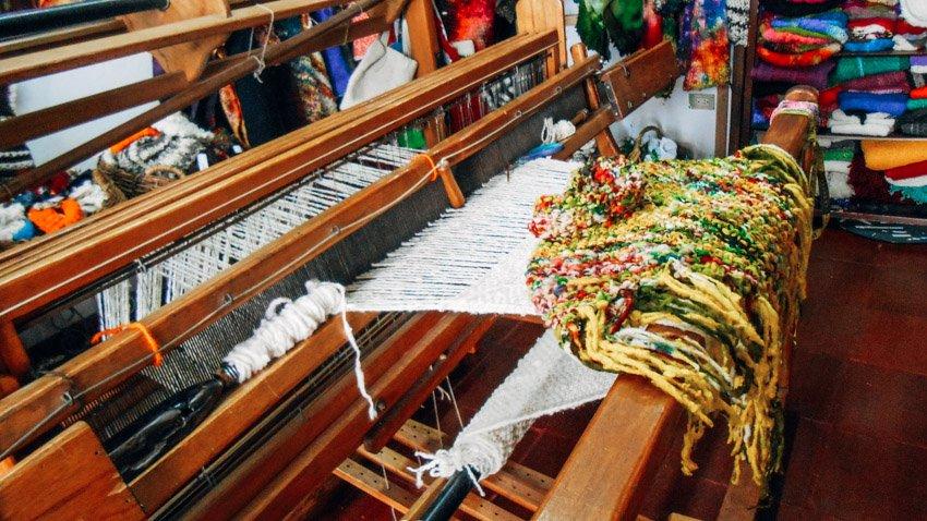 artisanat de villa de leyva voyage en Colombie