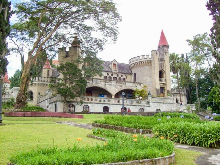 Musée el castillo, que voir à Medellin