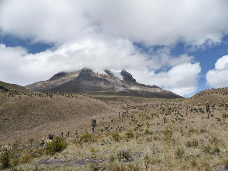Visiter la région des Andes en Colombie