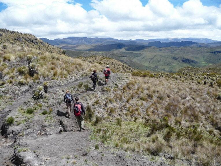 Nature et Aventure en Colombie