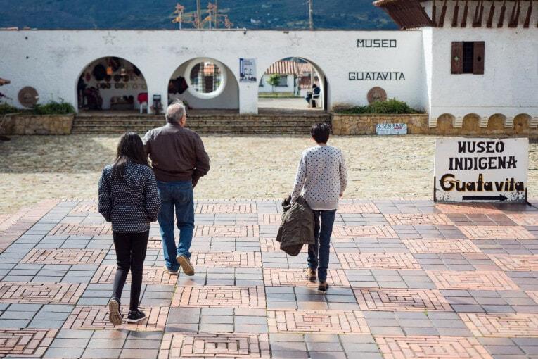 Place de Guatavita, visite à faire autour de Bogota