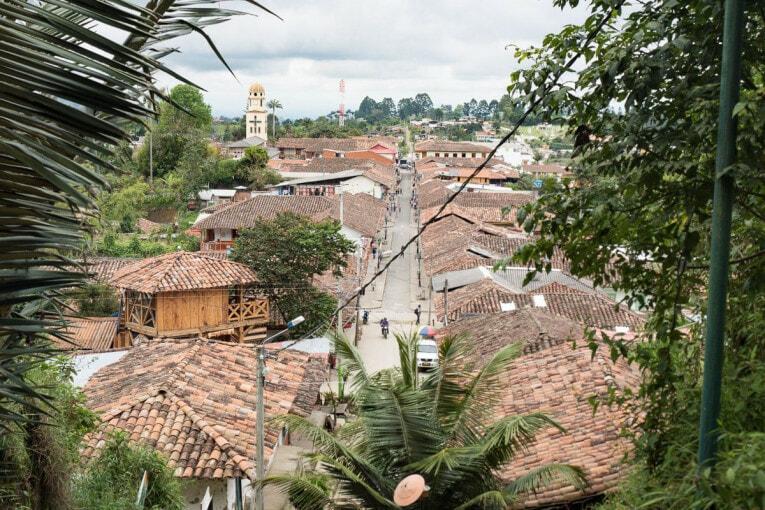 Visiter Salento et son mirador en Colombie