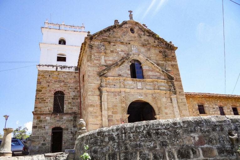 El Socorro beau village colonial de colombie