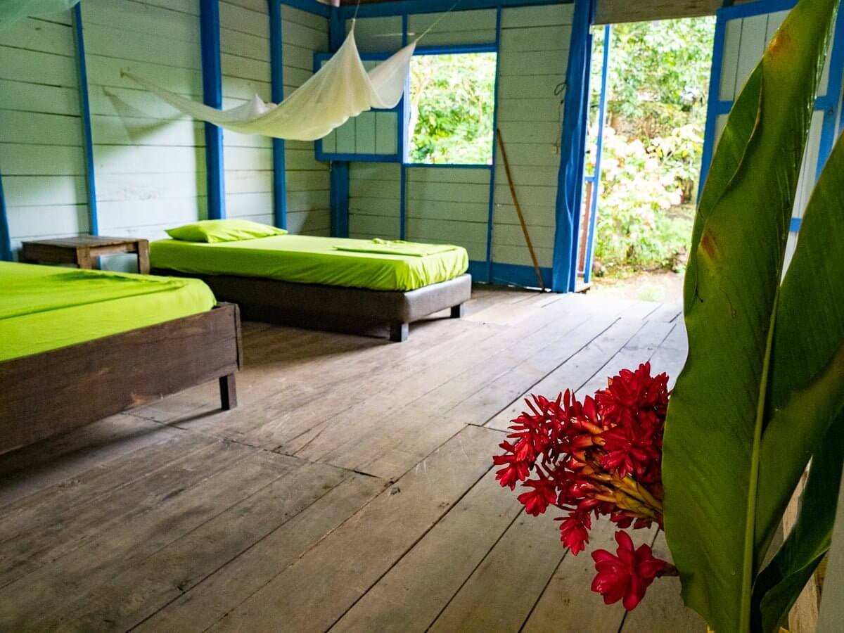 hotels où dormir à el valle bahia solano en colombie