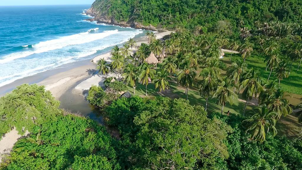 hostal parc tayrona playa brava teyumakke