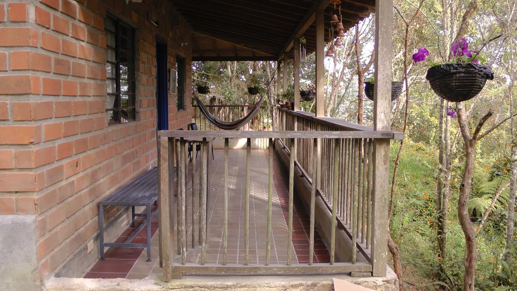 hotel medellin santa elena casa del bosque