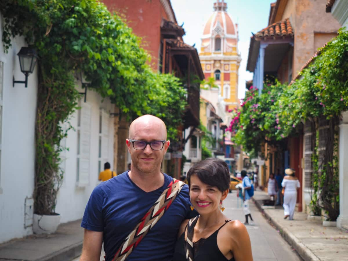 visiter cartagena voyage colombie