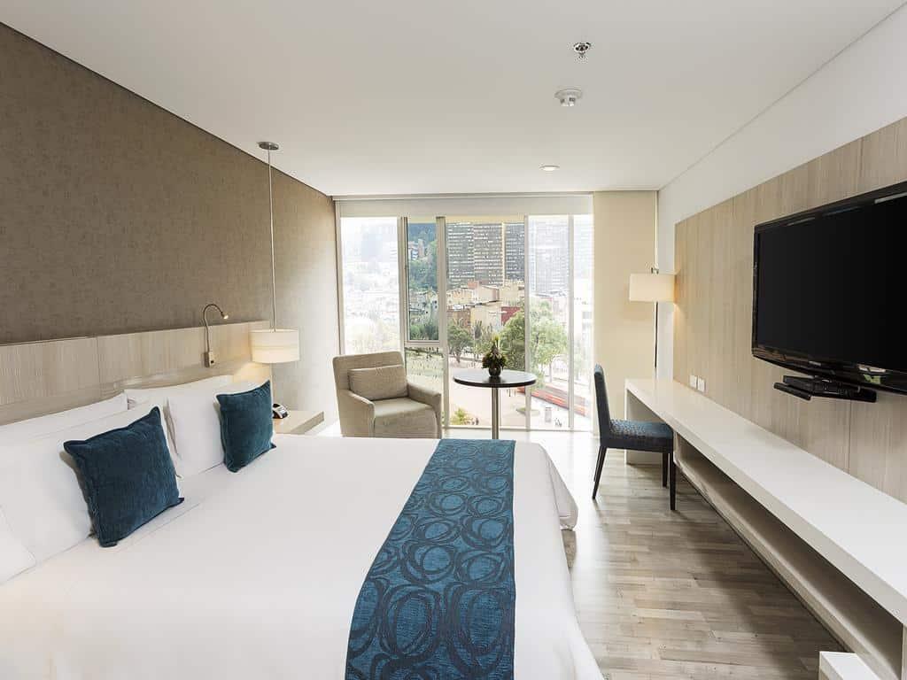 hotel bogota bicentenario