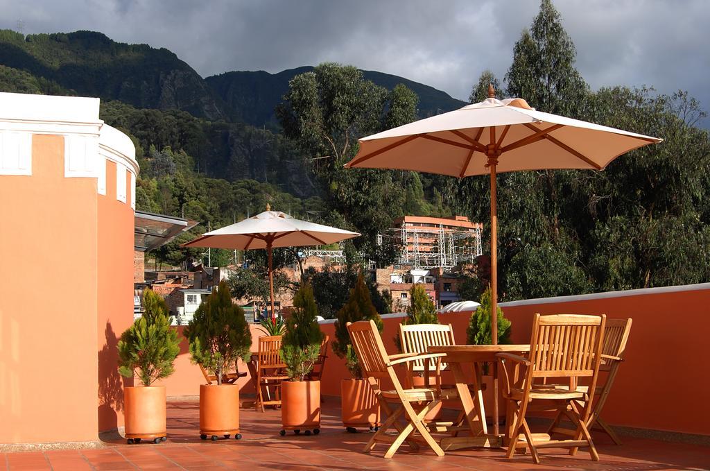 Hotel dans la Candelaria à Bogota