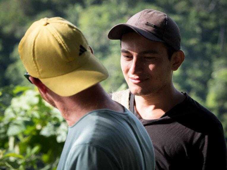Adrian de Sierraventur travel, agence indigène de tourisme responsable communautaire en colombie