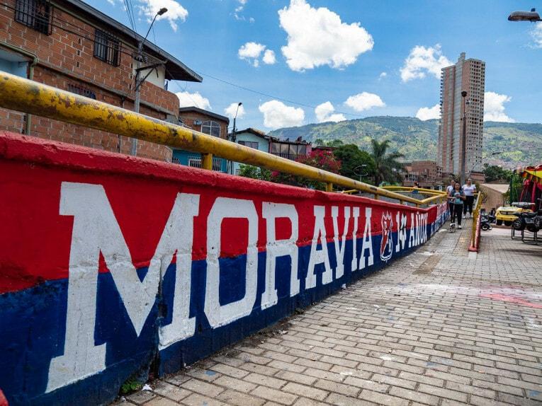 Visiter Moravia, découvrir Medellin hors des sentiers battus