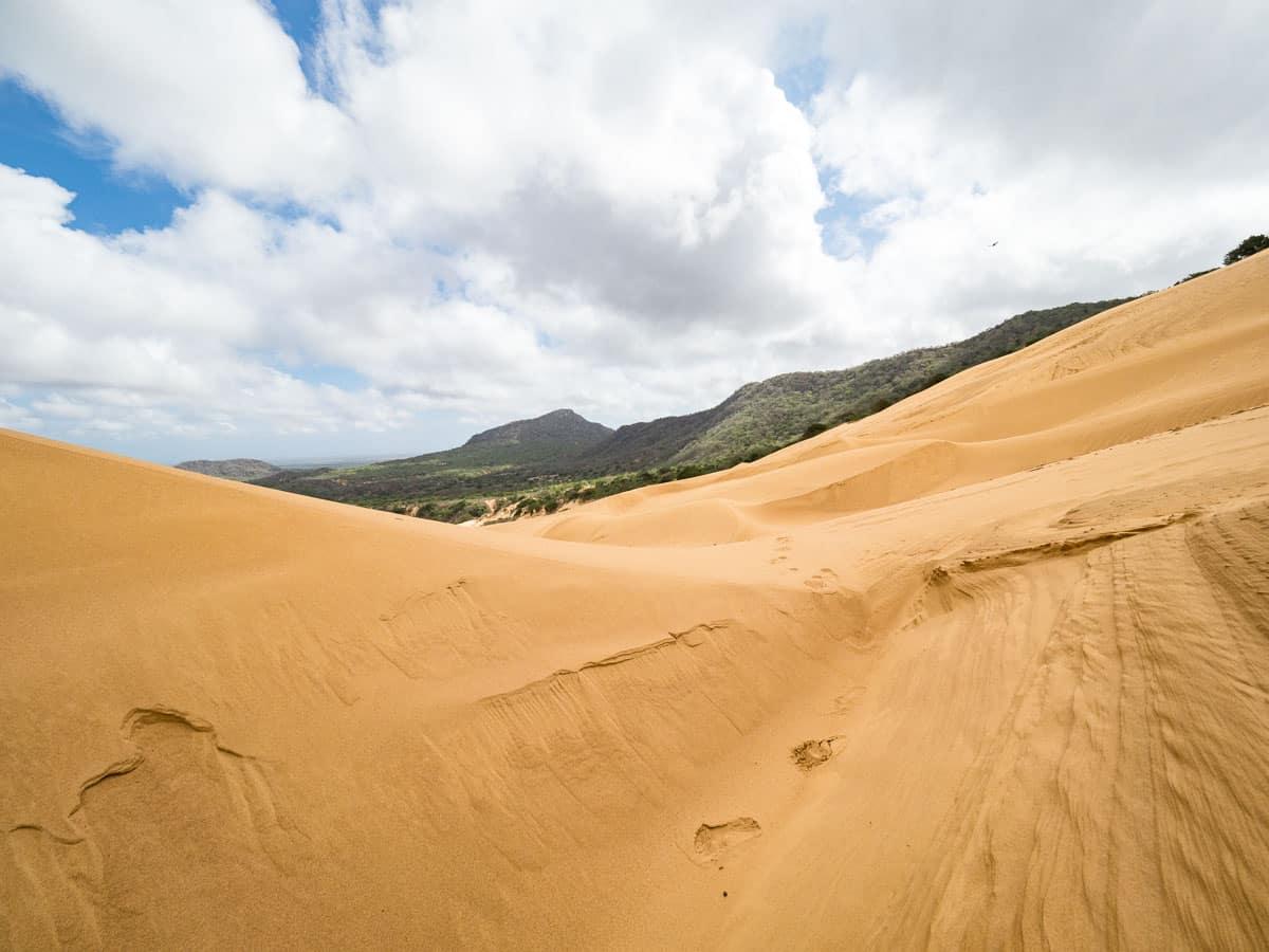 parc de la makuira désert de la Guajira voyage Colombie