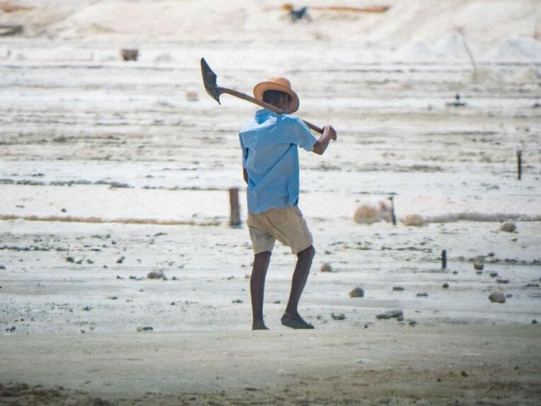 mine de sel de manaure la guajira voyage en colombie