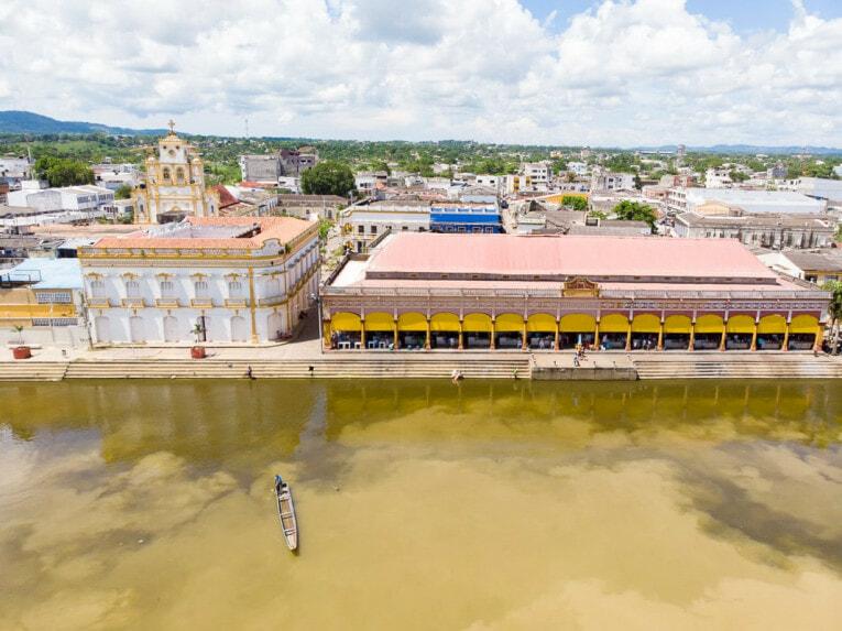 Visiter Lorica village patrimoine des caraibes en Colombie