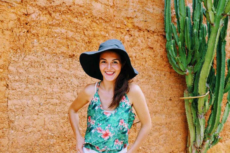 Cathy de l'agence Kaanas Travel