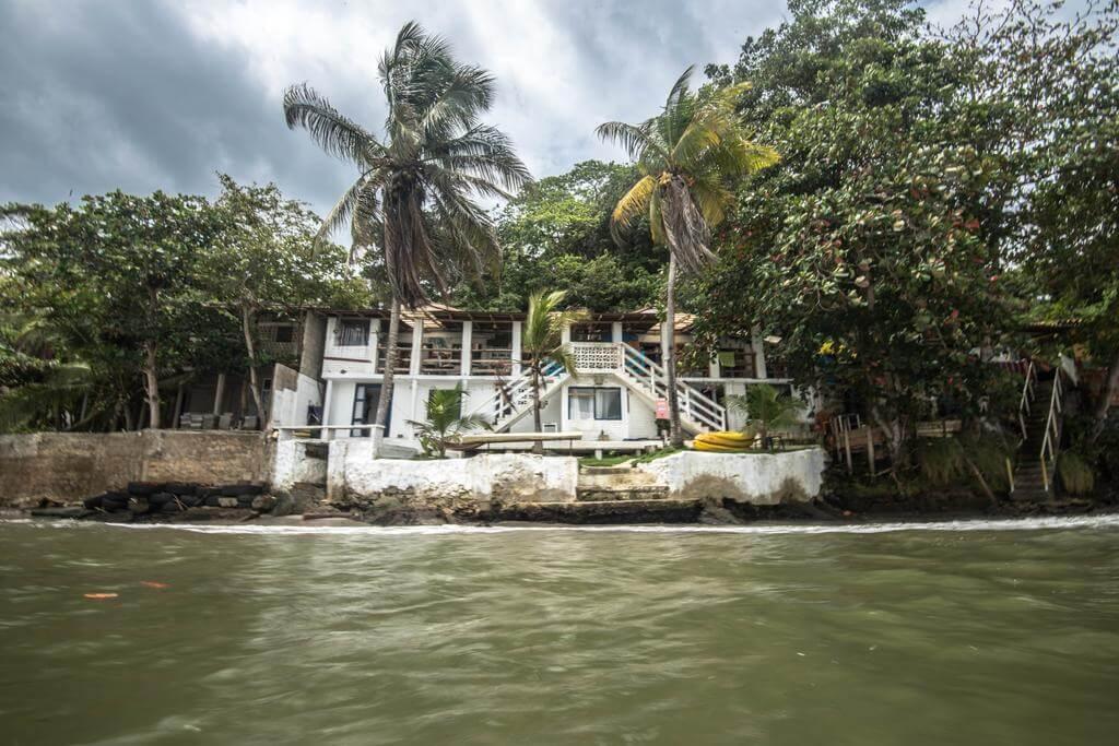 Hostal La Mariapolis à Necocli en Colombie