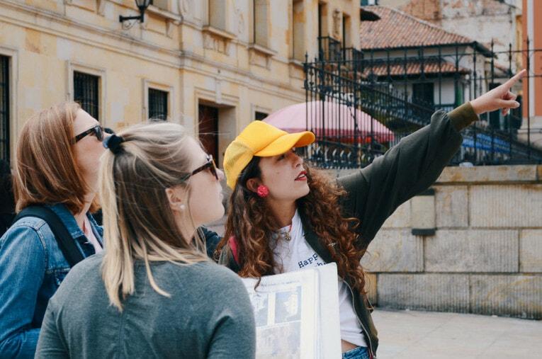 Visite guidée de Bogota en français