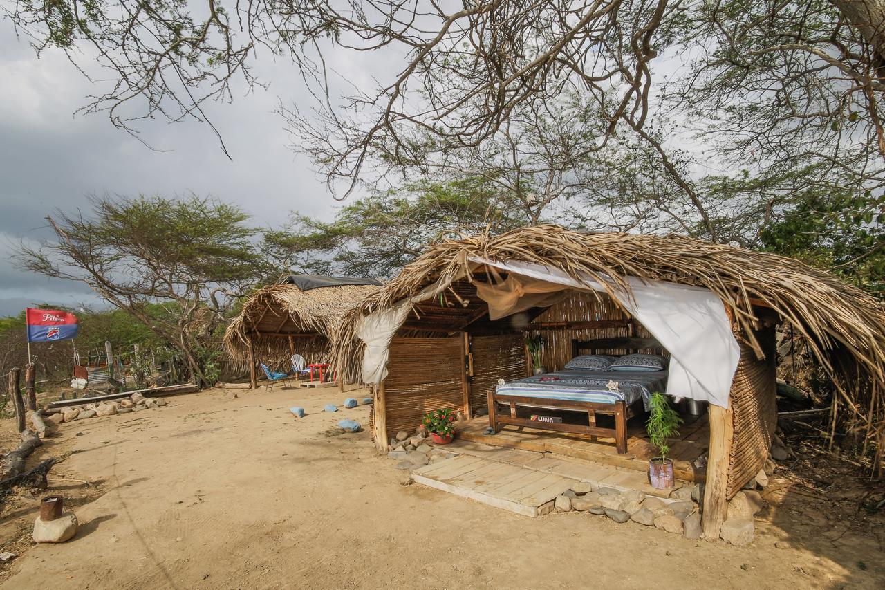 hébergement et hostals à punta de los remedios, la guajira en colombie