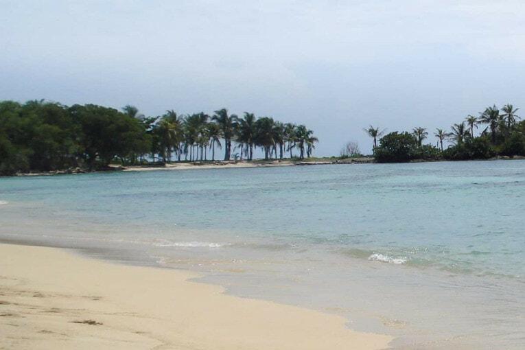 Playa soledad, à visiter autour de Capurgana