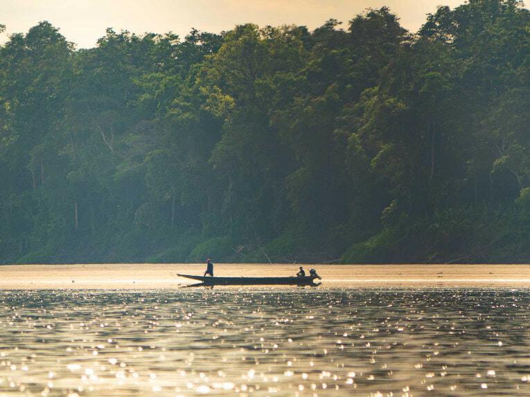 Région Amazonie en Colombie