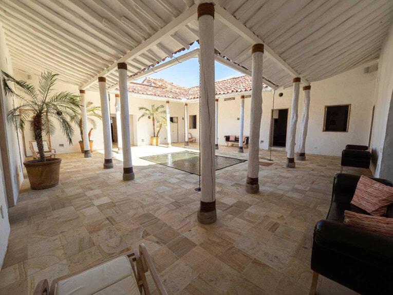 hotel Barichara casa oniri