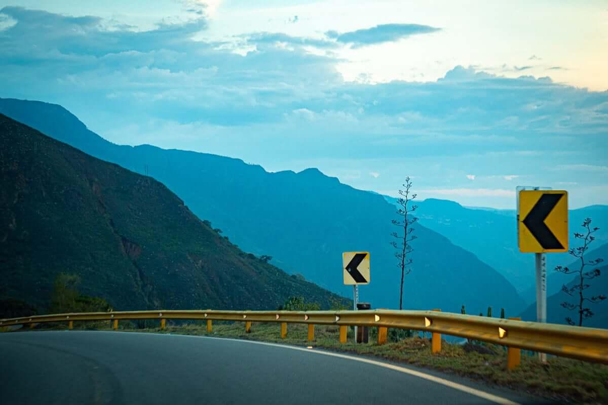 autotour road trip en voiture en colombie