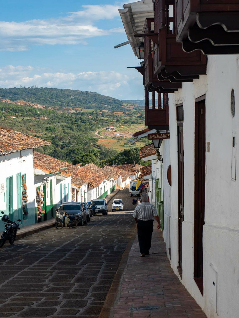 bilan de l'itinéraire de notre voyage en colombie 2019