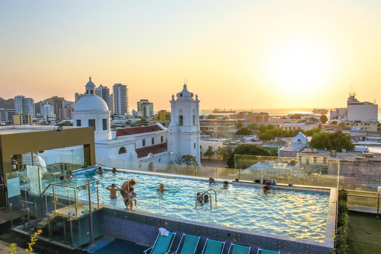 Catedral Plaza Hotel à santa marta