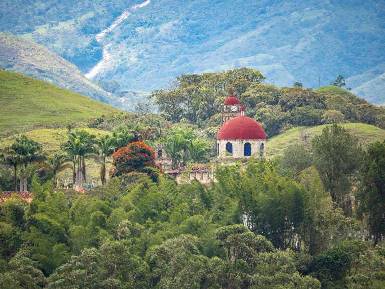 Guadalupe première étape de notre road trip en Colombie