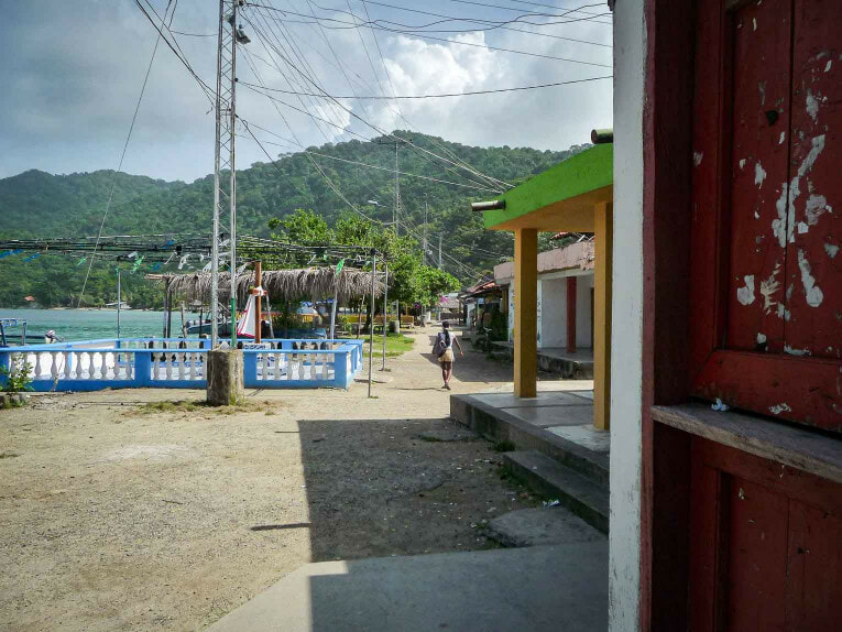 Sapzurro en Colombie