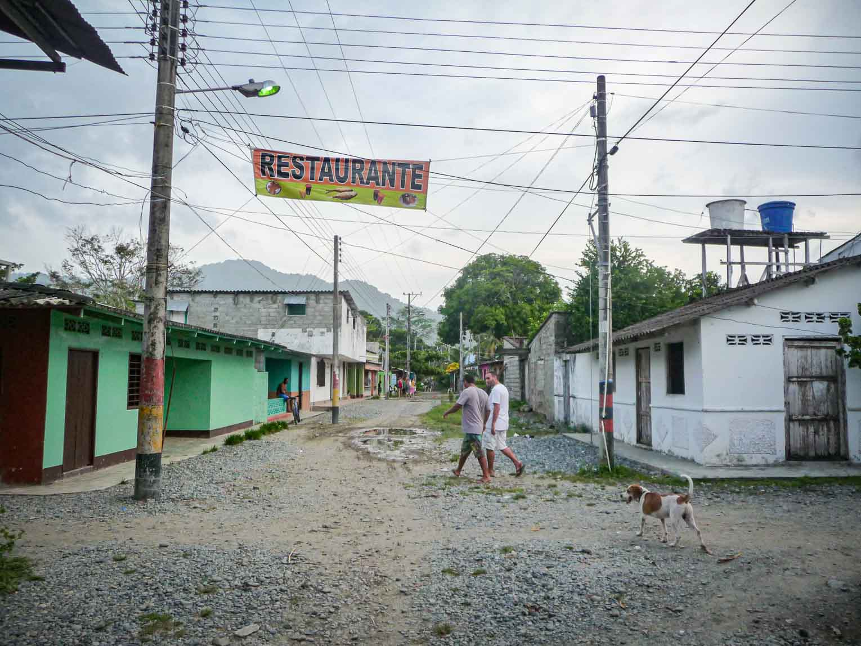 Capurgana en Colombie