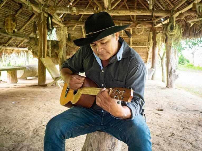 Heiler, guide dans le Casanare