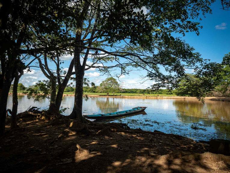 Hato Berlin, Trinidad près de Yopal dans le Casanare, Llanos de Colombie
