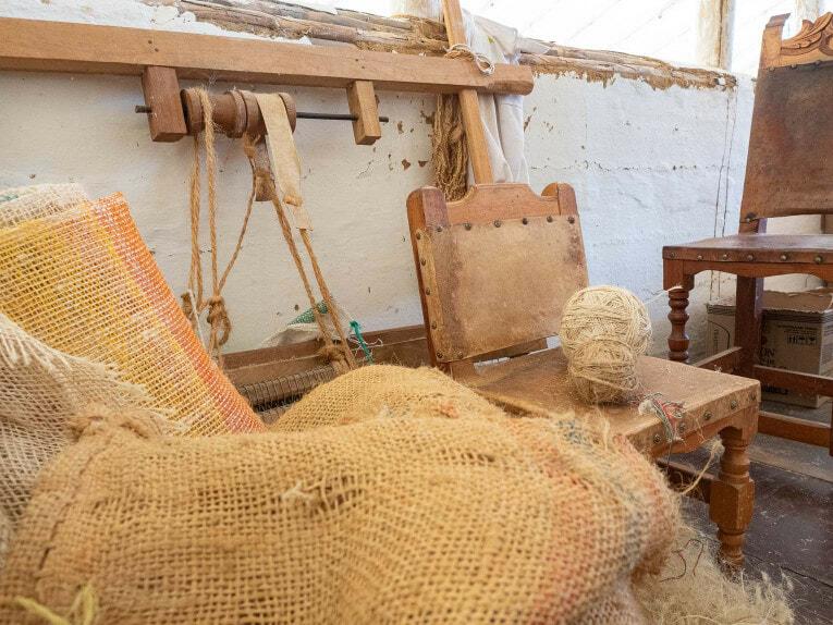 Atelier fique à Barichara, Colombie