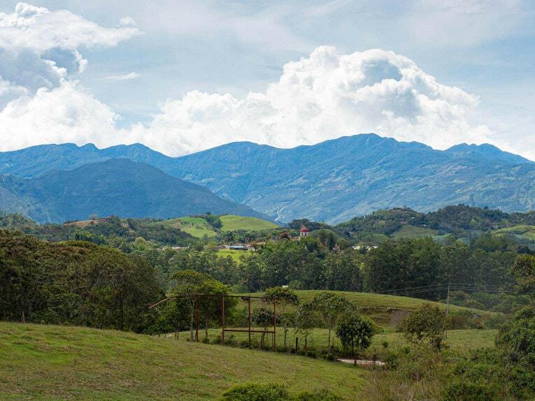 Visiter le Santander, voyage en Colombie