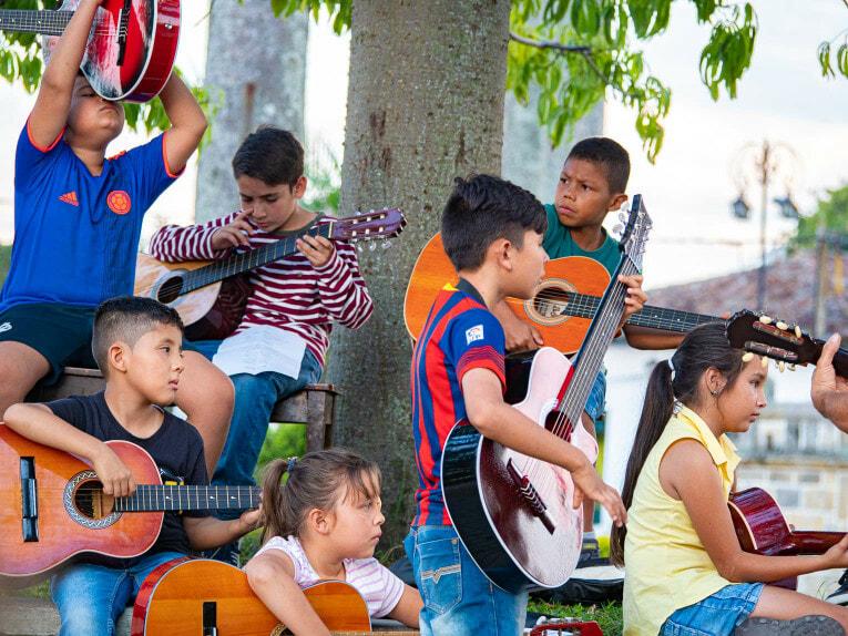 Visiter Guadalupe, joli village du Santander en Colombie