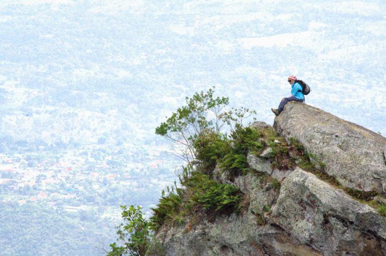 Visiter le Cerro de Quinini, une balade proche de Bogota