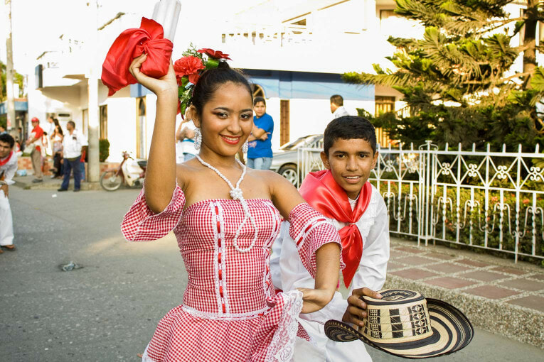 Cumbia, musique de colombie