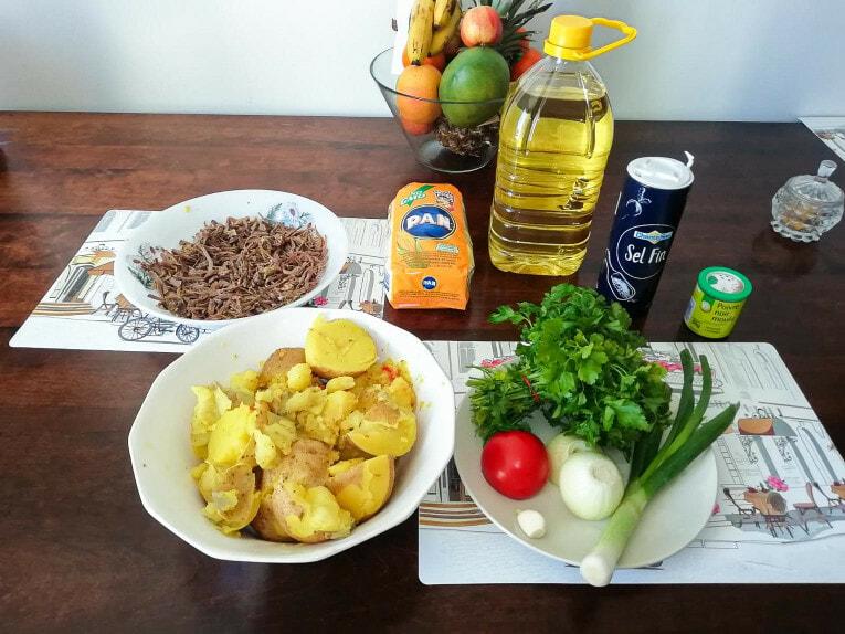 Recette d'empanadas colombienne