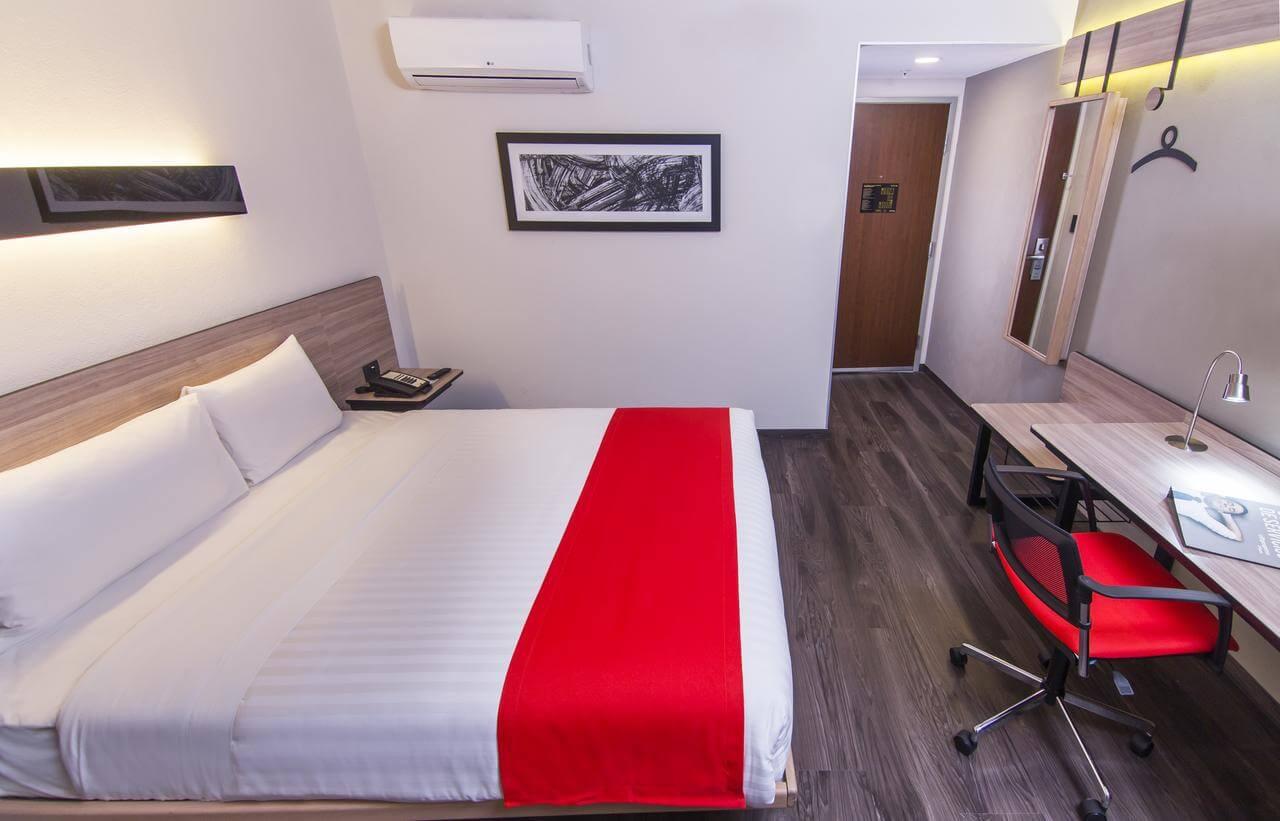 Hotel proche de l'aéroport de Bogota