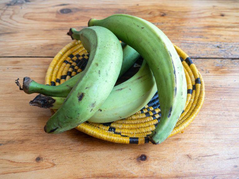 Les patacones, recette colombienne à base de banane plantain