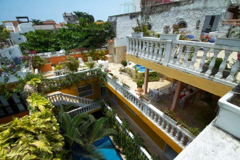 Dónde alojarse en Cartagena, buenas ofertas de hoteles en el centro histórico