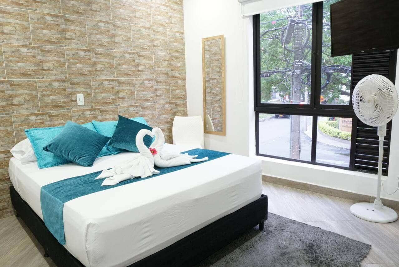 Louer appartement à Medellin, Laureles