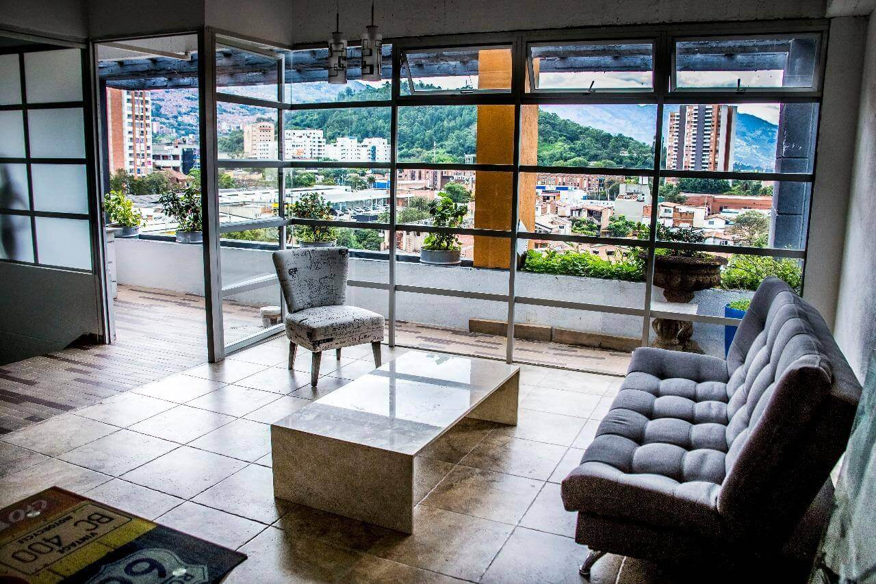 Louer un appartement à Medellin, Laureles