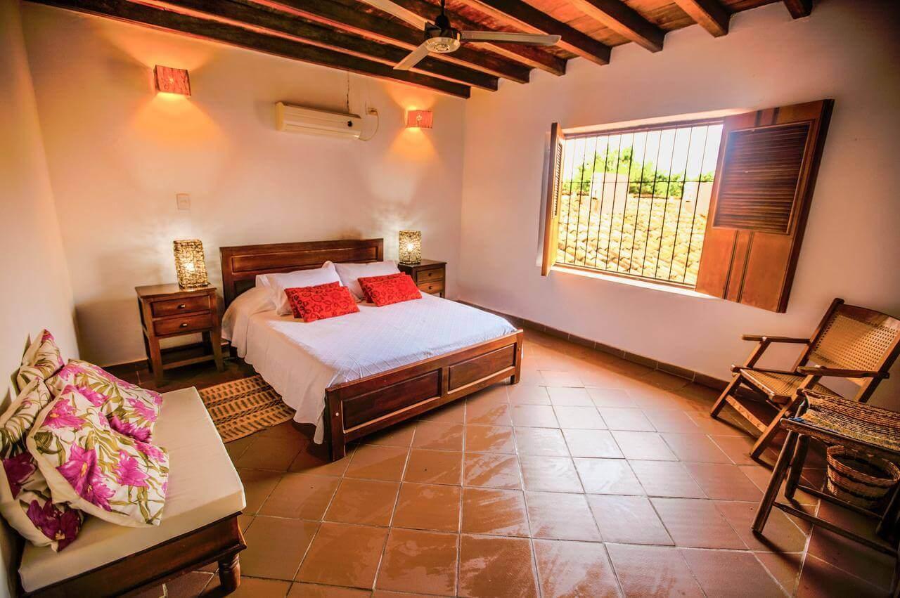Casa Amarilla, hotel où loger à Mompox